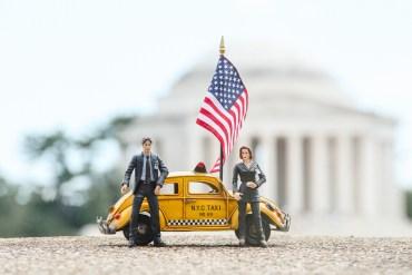 Washington D.C i ett nötskal; Vita Huset, flygplan och allt det gröna