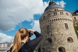 Workation i Örebro med ett gäng grymma resebloggare