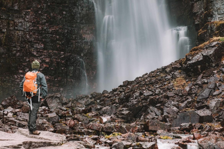 Njupeskär | Fulufjällets nationalpark i Dalarna
