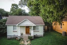 Checka in: Airbnb i Nashville