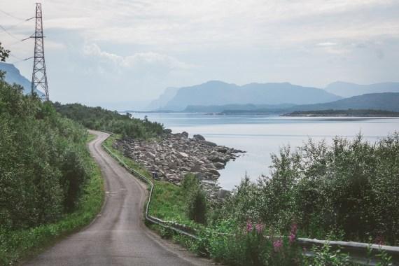 15 roadtripbilder från Vägen Västerut i Lappland