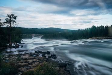 Från Årrenjarka till Storforsens naturreservat