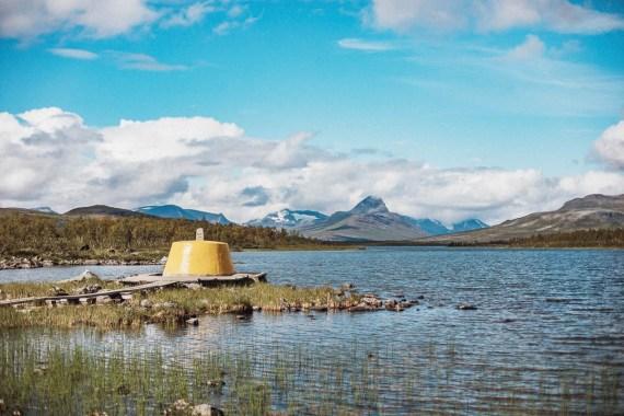 Treriksröset Lappland