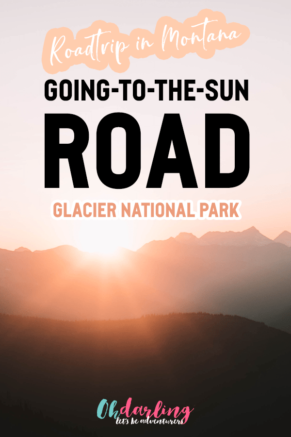 Best stops on Going-to-the-Sun Road - Glacier National Park (Montana, USA)