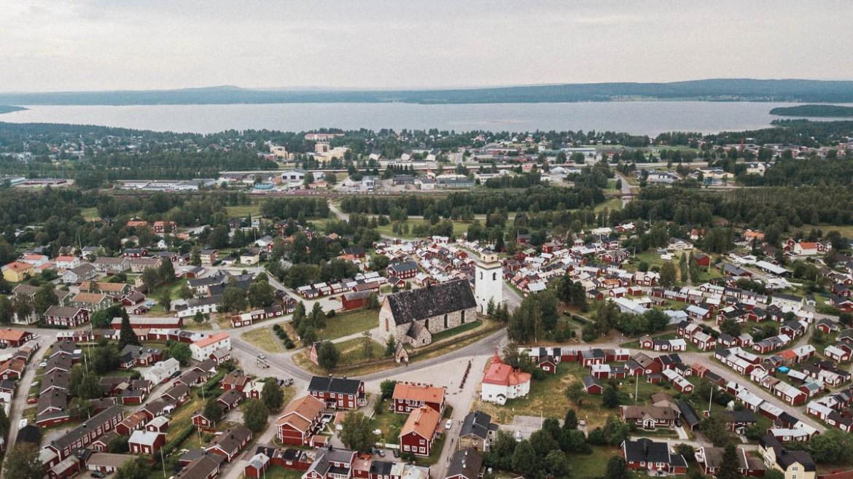 Gammelstads kyrkstad i Norrbotten | UNESCO Världsarv i Sverige