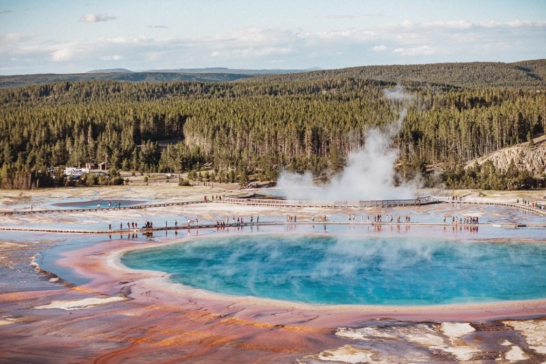 Yellowstone National Park | UNESCO världsarv