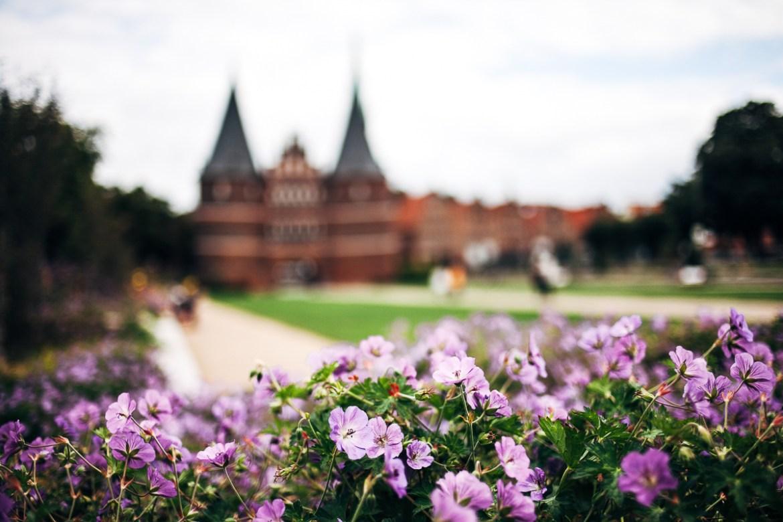 Lübeck Tyskland | UNESCO världsarv