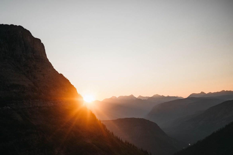 Glacier National Park | UNESCO världarv