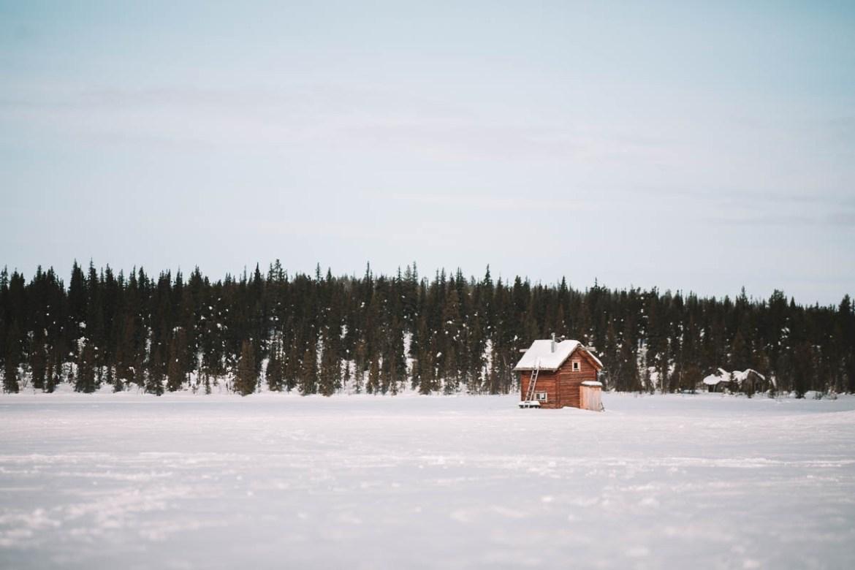 Tjautjas, Lappland