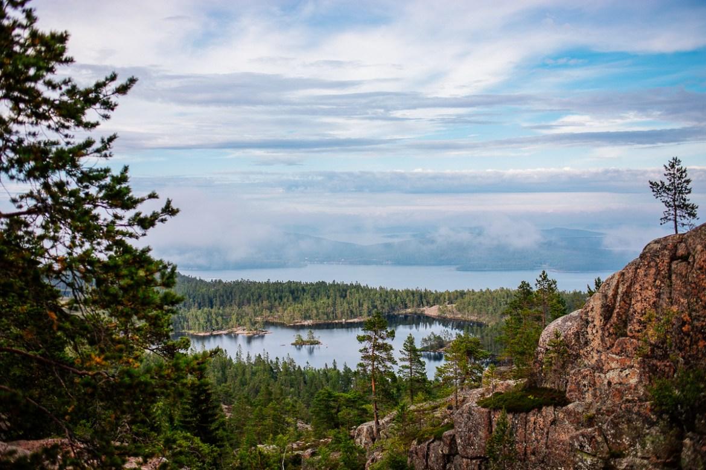 Höga Kusten - Skuleskogens nationapark