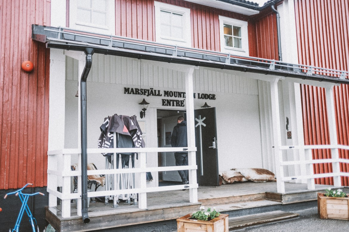 Marsfjäll Mountain Lodge