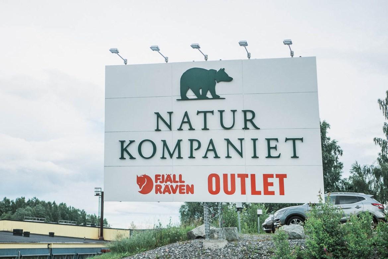 Naturkompaniet Outlet Fjällräven Örnsköldsvik