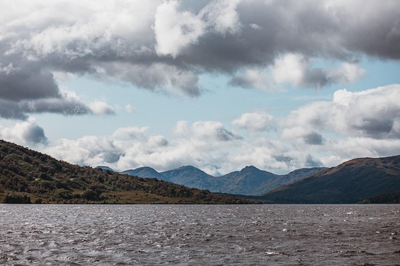 Loch Katrine Scotland