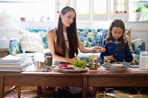 ohdeardrea mara natha healthy Vegan snacks