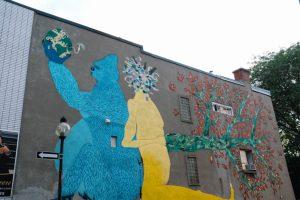 Montreal family travel blog