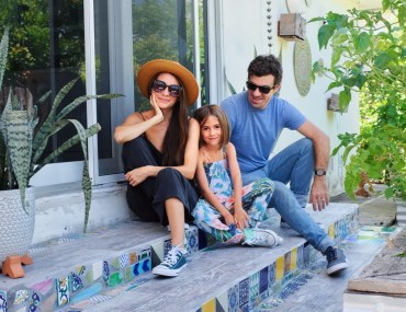 family travel and fashion