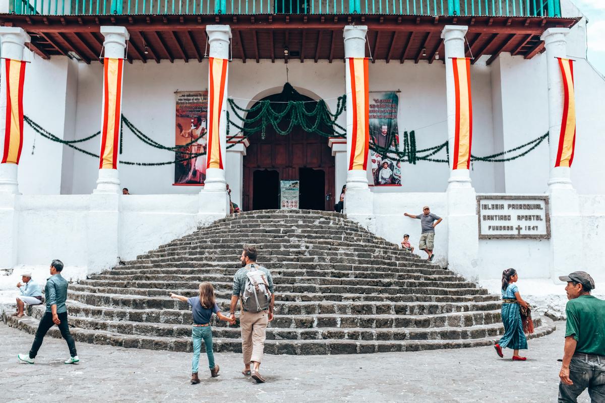New Town, New Language (Santiago Guatemala)