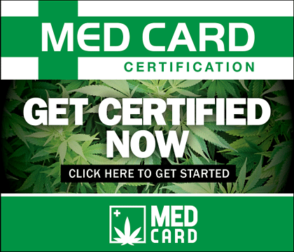 Get Certified for med cannabis