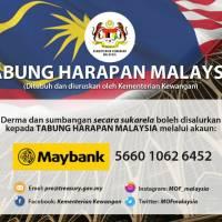 Tabung Harapan Malaysia Account Number