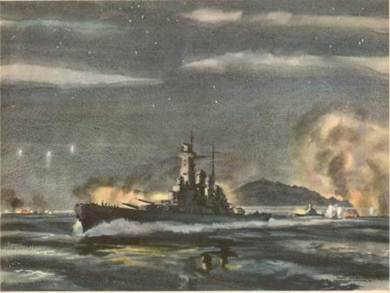 Night Battle off Guadalcanal