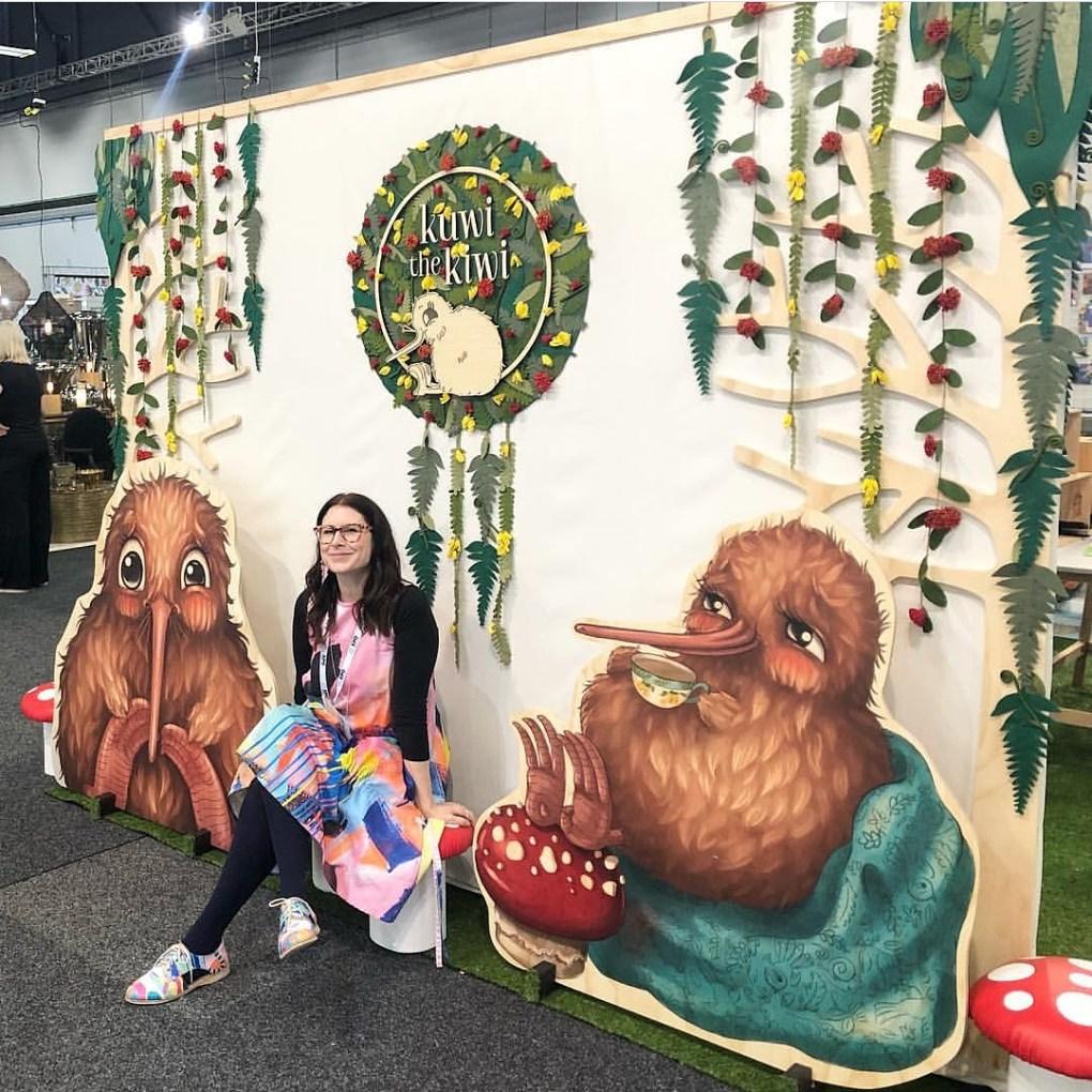Kuwi the Kiwi
