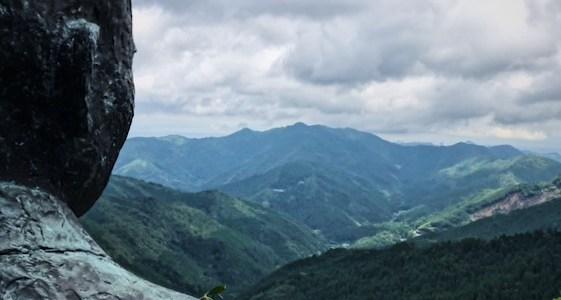 太龍寺をめぐる古道歩きを満喫