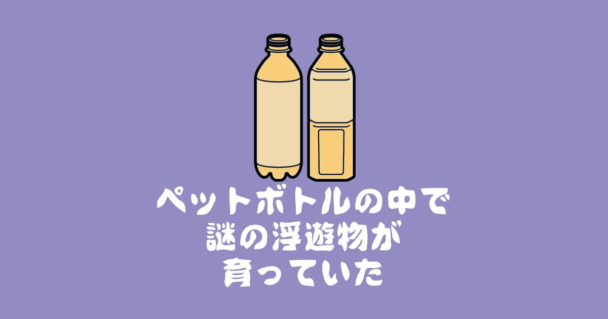 方 捨て ペット ボトル