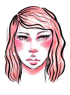 -SCAN pink vibes
