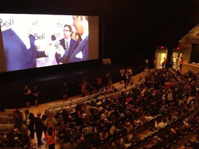 Exibindo o filme - O Juiz - no Festival Internacional de Cinema de Toronto