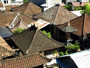 Dächer von Kuta