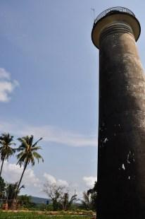 Der besagte Leuchtturm von Koh Rong Samloem