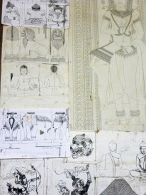 Les Chantiers École - traditionelle Khmer-Kunsthandwerkstatt