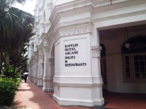 Colonial District - Raffles Hotel
