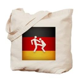 german_flag_logo_tote_bag