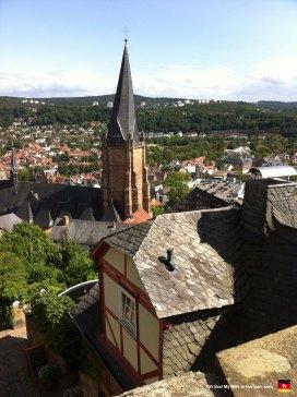 marburg-germany-crooked-church-steeple