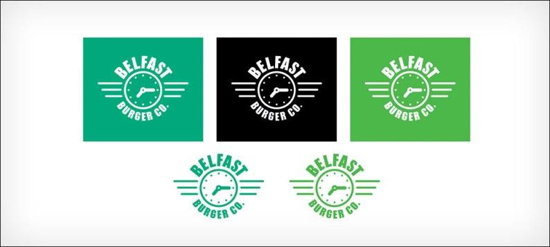 logo burger-company