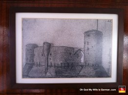 70-joan-miro-drawing-of-castell-bellver-at-age-12