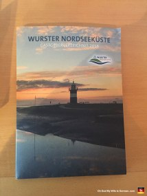 Here's our guide to the Wurster Nordseeküste! (You know you're about to have the time of your life when the selling point is one lighthouse and exactly zero people enjoying it.)