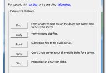 Fetch SHSH Blobs to Cydia
