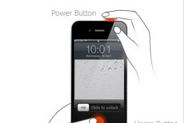 Entering DFU Mode on iPhone