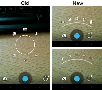 Android 4.3 Camera App