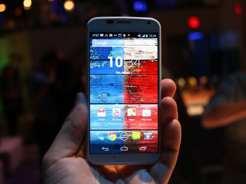 Motorola Moto X, Android Smartphone