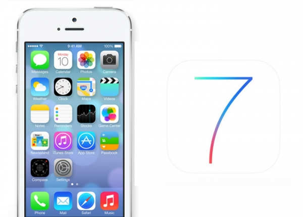 iPhone 5 - iOS 7 Overview