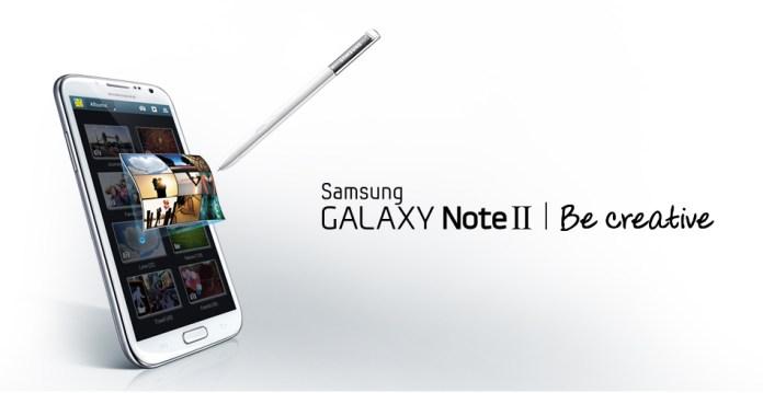 Samsung Galaxy Note 2 GT-N7100