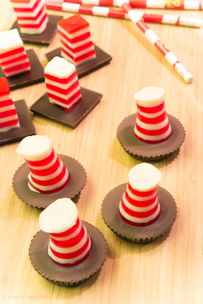 Dr. Seuss Treats for sharing