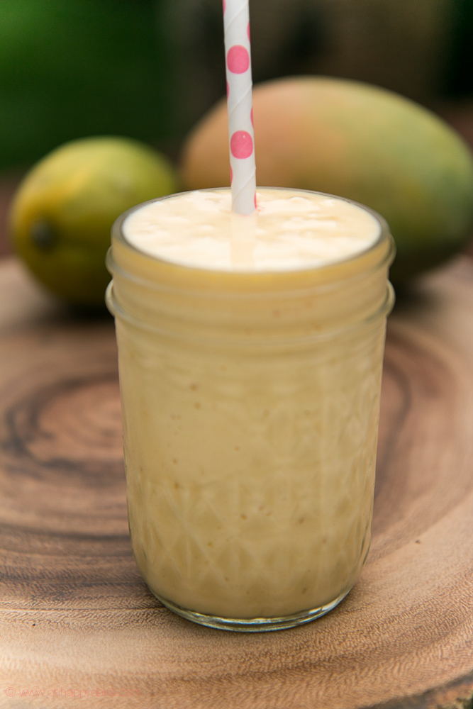 The Three Best Mango Smoothies