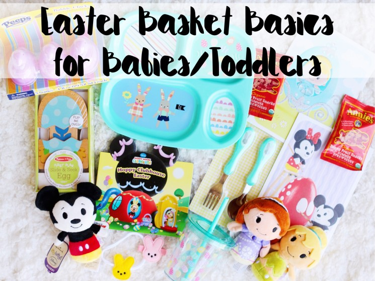easter basket for toddler and baby, easter basket, handmade toys, daniel tiger, daniel tiger toys, finger puppets, etsy, hallmark itty bitty, target
