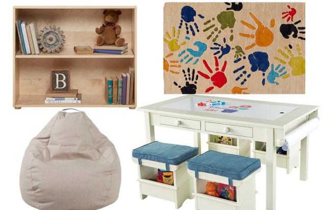 3 Must Have Pieces of Furniture For A Montessori Playroom Using Furniture.com from Oh Happy Play, Florida Motherhood blogger. Check it out!