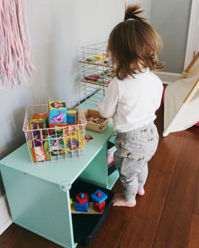 Montessori Play Space