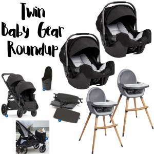 3 Baby Gear Must Haves For Expecting Twins from Florida Motherhood blogger, Oh Happy Play! Check it out now to see more!
